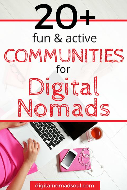 Digital Nomad Communities