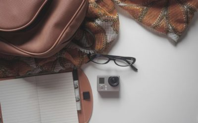 Digital Nomad Packing List: Be Organized & Travel Better!