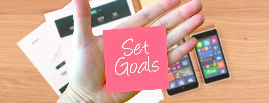 Goal Setting Strategy for digital nomads, New Year's Resolution