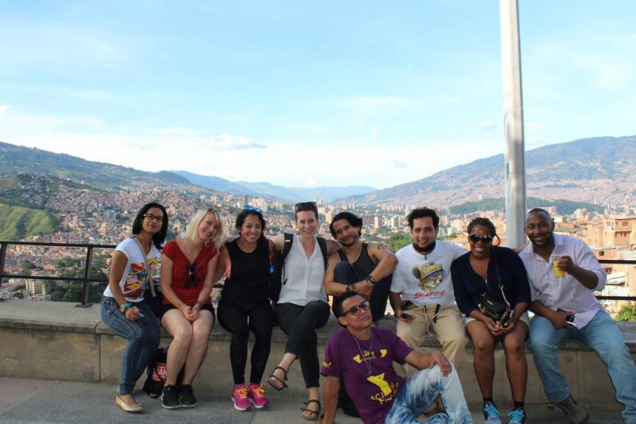 Working Remotely and Volunteer - Medellin, Venture With Impact, Digital Nomad