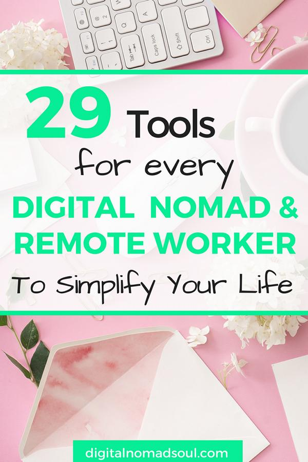 Digital Nomad Tools, Travel Tips, Remote Work Tips, Backpacking, Traveling Beginner, Online Job, Work From Anywhere, Freelancer, Entrepreneur, Make Money Online, Apps, Websites (1 (3)