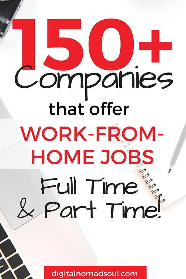 Work from Home Jobs, Remote Jobs, Job Search, Digital Nomad, Telecommute, Online Job, Make Money Online, Freelancer, Freelancing, Work Remotely (1), Part-Time Remote Job