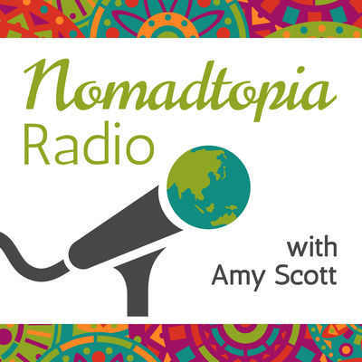 Digital Nomad Podcasts, Information on Location-Independence, Travel and Online Business