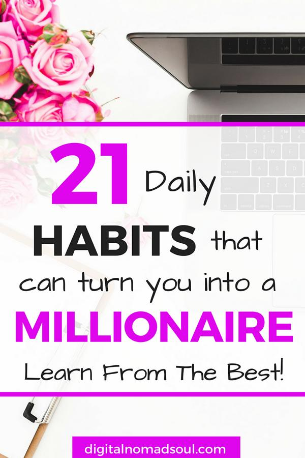 Habits of Successful People, Make Money Online, Make Money Fast, Make Much Money, Online Business, Entrepreneur Inspiration, Start a Business, Digital Nomad