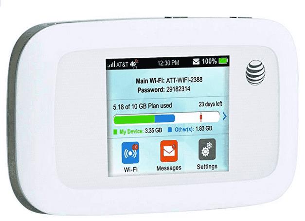 Mobile Hotspot ZTE