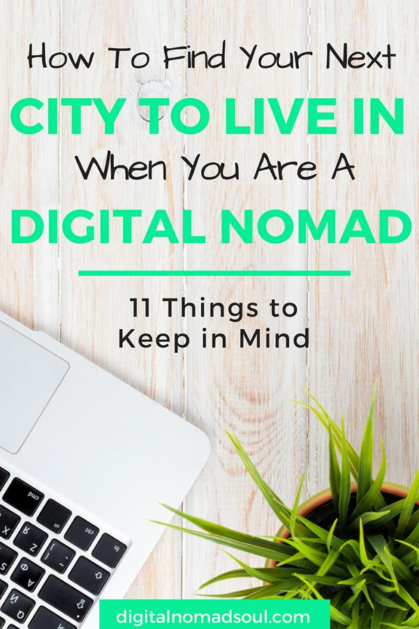 Find the best places for digital nomads to live in.