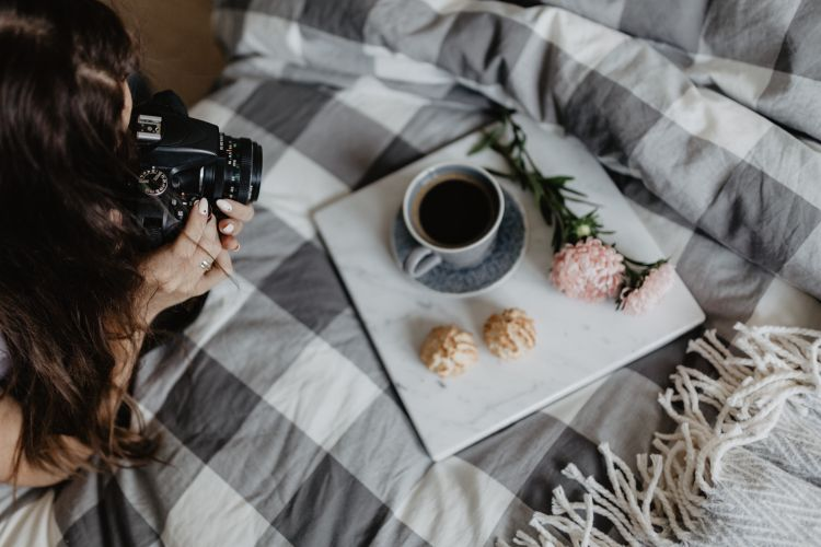 Online Jobs for Introverts, Work as a Photographer