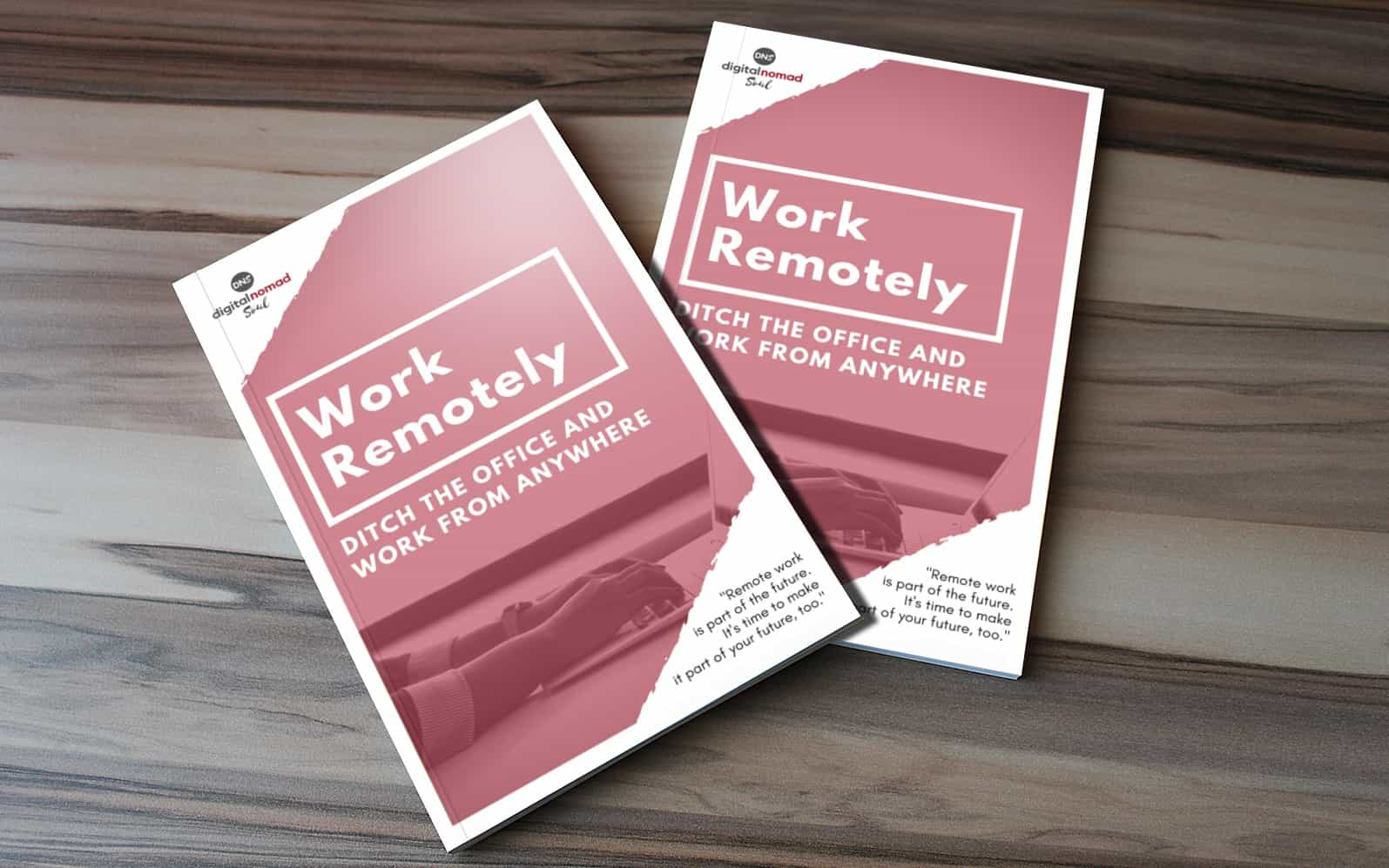 Work Remotely EBook Cover