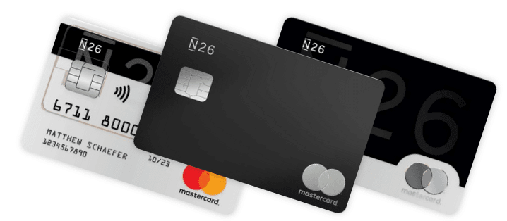 N26 Review Debit Card