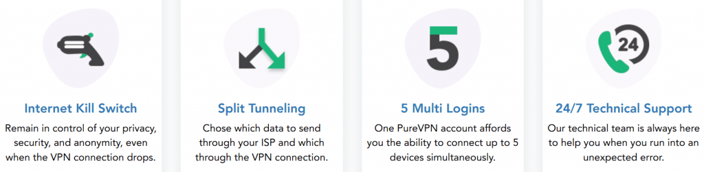 PureVPN review all features - cheapest VPN service