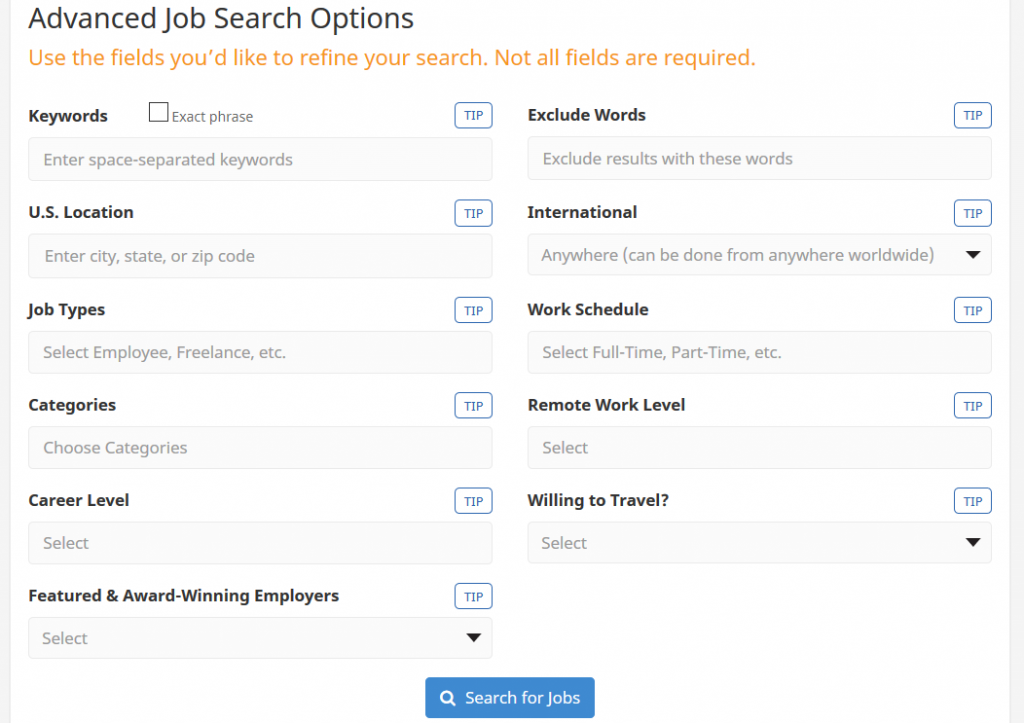 Finding Remote Jobs with FlexJobs