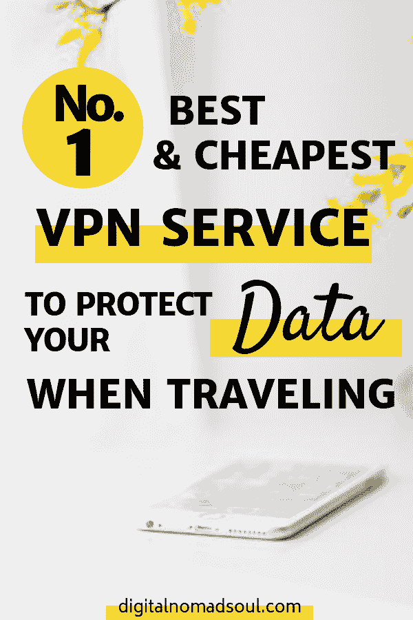 VPN for Digital Nomads