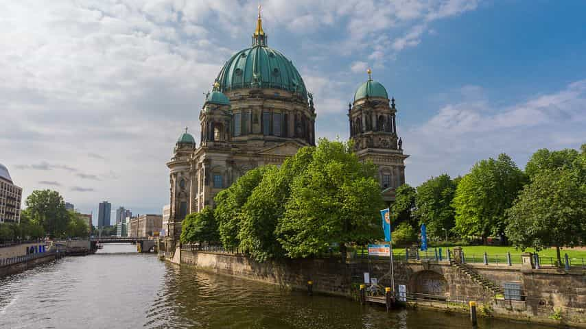 Berlin Cathedral in Mitte