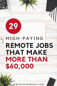 Pin - High-paying Remote Jobs