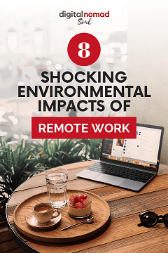 Pin - Environmental Impacts of Remote Work