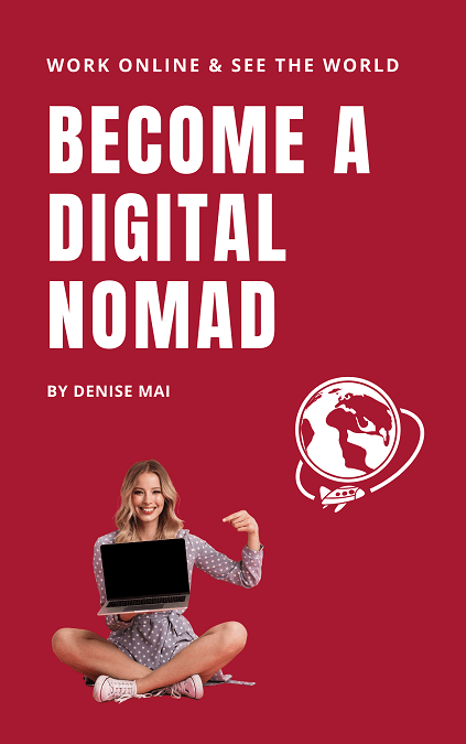 Become a Digital Nomad eBook Cover