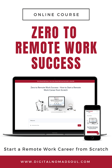 Zero to Remote Work Pin