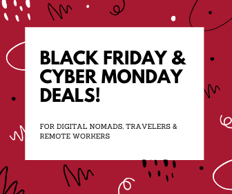 Top Black Friday Deals for Digital Nomads and Remote Workers