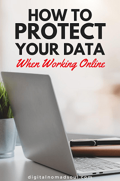 Pin - Cyber Security When Working from Home