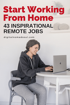 Pin - Popular Work-from-Home Jobs