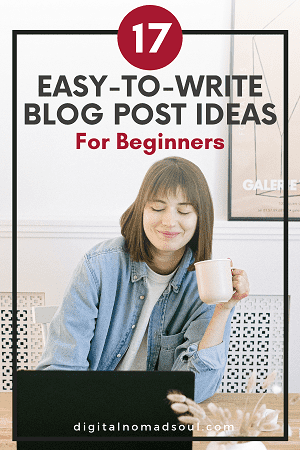 Blogging Tips for Beginners Pin