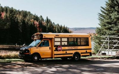 Tiny House Bus Life – Digital Nomad Life on the Road