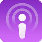 apple-podcast logo